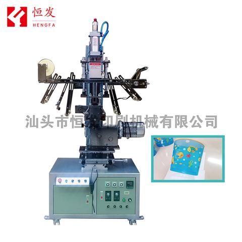 仿型转印机带磁粉控制